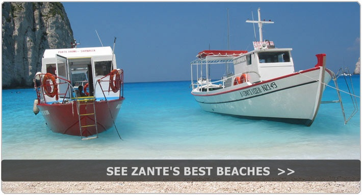 ZAKYNTHOS BEACHES, BEST ZANTE BEACHES