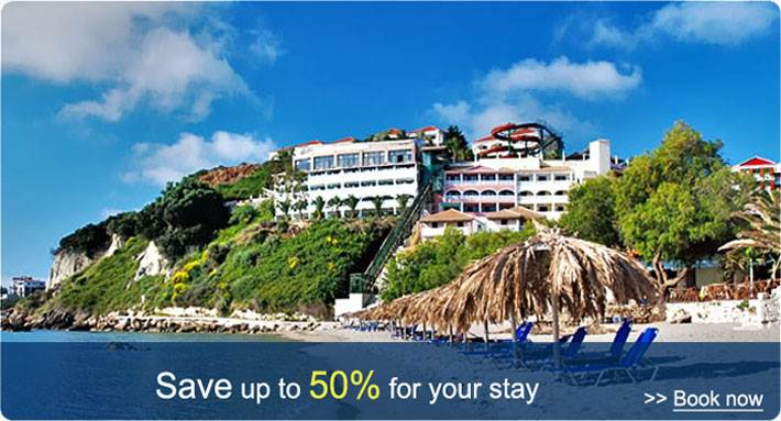 Zakynthos Cheap Accommodation to Hotels in Zante and Rooms